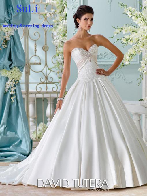 Wholesale sg69 vintage wedding dresses sweetheart beads backless ivory