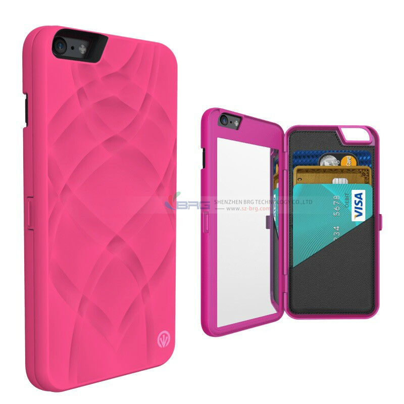 Wholesale BRG hard platic case for iphone 6, for iphone 6 mirror ...