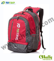 Quality famous brand jacquard laptop pack