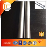Thin Wall DIN St45 Bright Surface Seamless Carbon Steel Round Pipe for Absorber