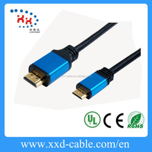 Factory Offer Support Ethernet 3D 1080P High Speed 19Pin Cable 2.0