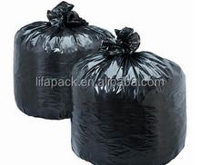 High Quality Star Sealed Garbage/Rubbish/Trash plastic Bags on Rolls