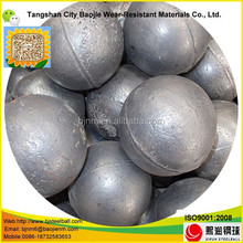High Chrome and low Chrome Casting Grinding Media Steel Balls