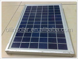 manufacturers in china 30watt poly solar panel