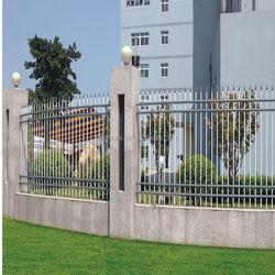 MiaoShi professional manufacture powder coated aluminium american style fence