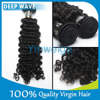 """20"""" Deep Wave Indian Temple Remy Loop Micro Ring Hair Extension"""
