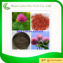 Anti -depression Red Clover Extract Powder with best price in bulk