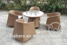 Gw3118 muebles de exterior muebles de China