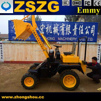 New desinger type battery loader international wheel loaders mini with fantastic quality