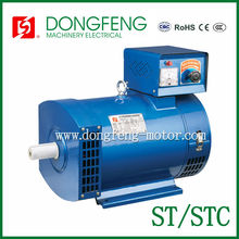 ST/STC Series single/three phase ac synchronous low speed generator