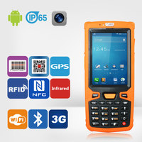 Jepower HT380A Quad-Core IP65 Outdoor Rugged PDA