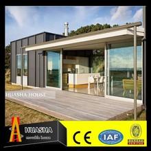 luxury modern cheap kiosk 20ft trailer container house