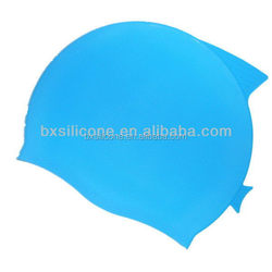 High quality Best-Selling swim cap hat 100% silicone