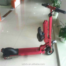 Cheap CE electric fold scooters brushless 500W two wheels smart balance electric scooter 48v