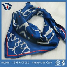 Promotion & Premium Gift Scarf in Printing design