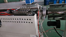 Single wall corrugated pipe extrusion machine manufacturer