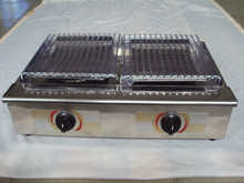 portable bbq gas grill/the latest outdoor and indoor industrial gas bbq grill