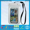 Christmas gift waterproof bag for iphone