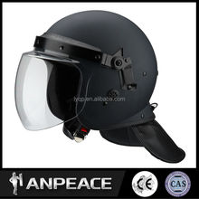 Wholesale products ABS material resistant anti riot safety mich helmet