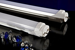 O.6M 8W LED tube light ,natural white,PC+AL body