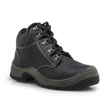 PU injected steel toe safety shoe/rangers safety shoes/high quality safety shoes