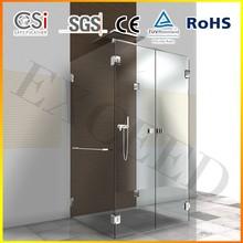 Non-standard Custom Made 8mm Frameless Hinge Shower Enclosure 1200x800 mm EX-1001