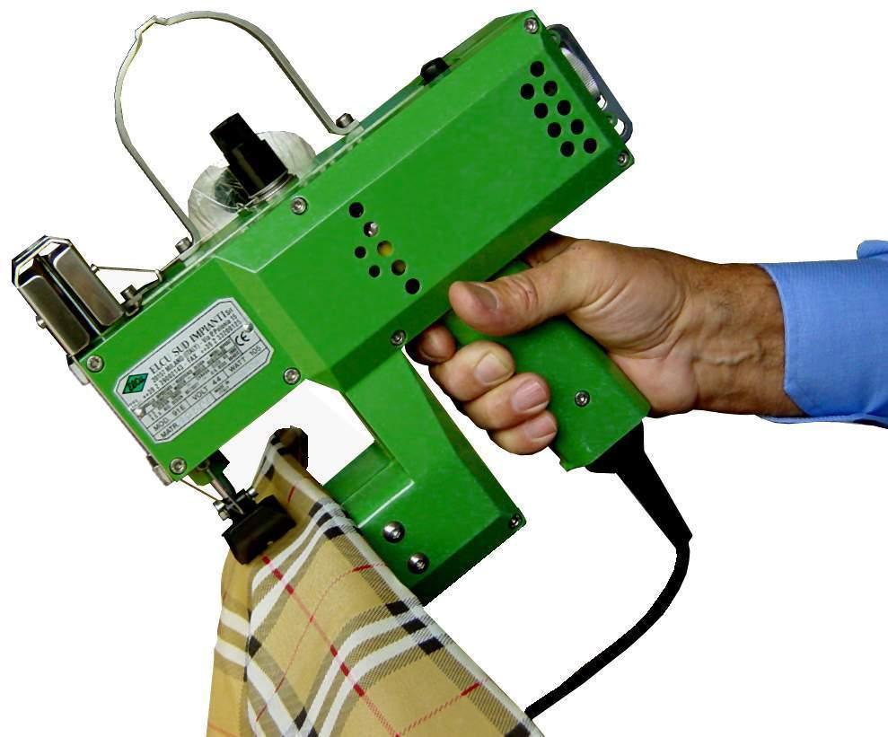 Mano macchina per cucire portatile altre macchine di for Macchine per cucire portatili