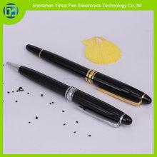 YIHUA OEM/ODM wholesale metal pen gift sets(ballpen+roller pen),calligraphy pen set,gift pen set