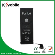 """New Replacement 1810mAh Li-Ion Battery for iPhone 6 4.7"""" for apple battery"""