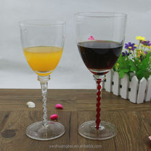 Hot Sale Cheap Stemware Champagne Glass For Juice And Red Wine