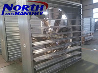 air flow 44000m3/h poultry exhaust fan