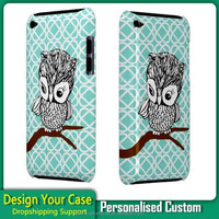 High Quality OEM slim case for iPod touch4 with factory price