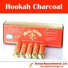 Al fakher charcoal shisha hookah charcoal swift lite