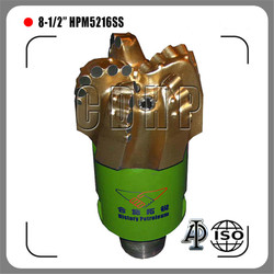 "8 1/2"" well drill bits for sale, used pdc drill bit for water well, api drill bit for oil and gas, limestone drill bits"