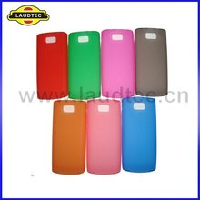 Matte tpu gel case cover for Nokia x3-02 back case