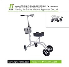 Professional Factory Made Durable Knee Walker Scooter with CE,FDA For Disabled People