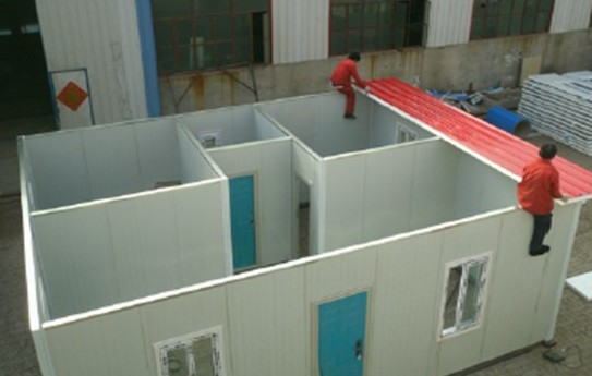 China Manufacturers Small Steel Construction Building
