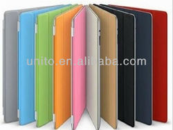 Magnetic Single Smart Cover Case,For iPad 4 Case
