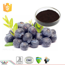 Natural and pure 10% ~25% anthocyanidin Bilberry extract