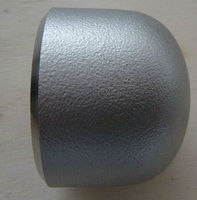 BW Carbon Steel end Cap pipe fitting