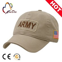 Custom made wholesale high quality 100 cotton promotional baseball cap