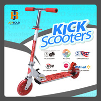 T- bar plastic baby buggy stroller kids pedal kick scooters sports wheels tricycle toy swing car (EN71-1-2-3 Certificate)