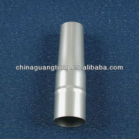 tapered aluminum tube