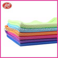 Best selling promotional gift cooling towel ,sports cooling towel