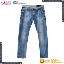 China supplier factory price high quality denim jeans made in china