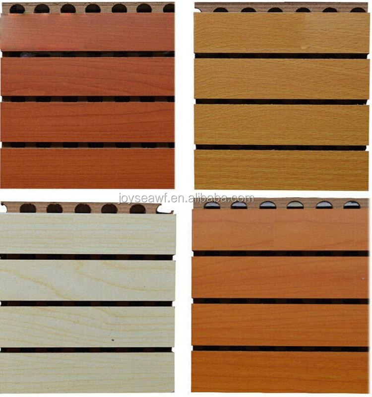 Mdf Laminated Interior Acoustic Wall Paneling Sound Insulation Wall Board Buy Mdf