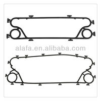 Branded plate heat exchanger gasket replace Alfa laval ,APV,SWEP ,Sondex
