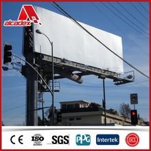 Cheap 3mm Dibond Panel Shop Front Sign Board, ACP
