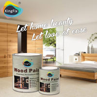 Factory manufacture Eco-friendly NC wood paint