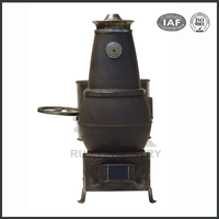 high output indoor wood burning cast iron stove fireplaces